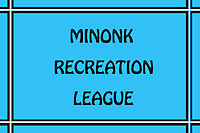 Minonk Rec. League Pink Team Volleyball 3rd & 4th Grades 10/19/14