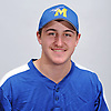 Brendan Kent of Mattituck poses for a portrait during Newsday's varsity baseball season preview photo shoot at company headquarters on Saturday, March 18, 2017.