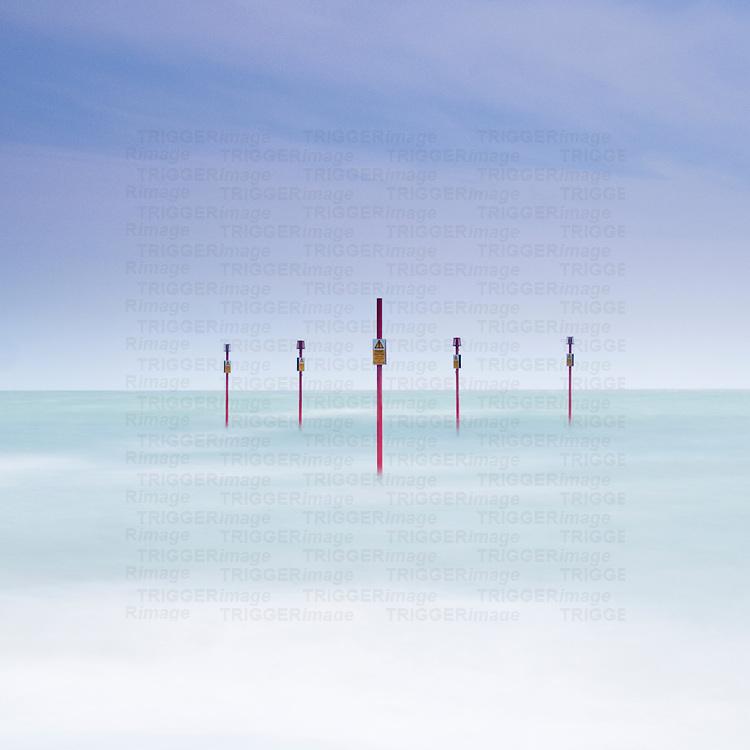 Posts, Shoreham, West Sussex, England
