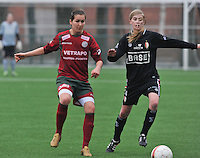 2012-03-17 Dames Zulte-Waregem - Standard Fémina