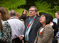 President's Reception at the Wallis Annenberg President's House on Friday, Alumni Reunion Weekend 2009 at Occidental College on June 12, 2009. (Photo by Marc Campos, Occidental College Photographer)