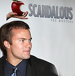 Cody Gifford  attending the Broadway Opening Night Performance After Party for 'Scandalous The Musical' at the Neil Simon Theatre in New York City on 11/15/2012