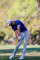 Dustin Johnson (USA) on the 6th during the 4th round at the WGC Dell Technologies Matchplay championship, Austin Country Club, Austin, Texas, USA. 25/03/2017.<br /> Picture: Golffile | Fran Caffrey<br /> <br /> <br /> All photo usage must carry mandatory copyright credit (&copy; Golffile | Fran Caffrey)