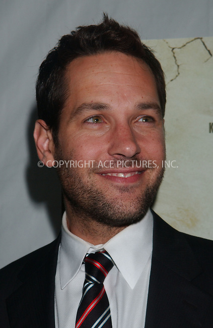WWW.ACEPIXS.COM . . . . . ....July 23 2007, New York City....Actor Paul Rudd attending the premiere of 'The Ten' at the DGA Theatre in midtown Manhattan.....Please byline: KRISTIN CALLAHAN - ACEPIXS.COM.. . . . . . ..Ace Pictures, Inc:  ..(646) 769 0430..e-mail: info@acepixs.com..web: http://www.acepixs.com