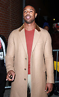 NEW YORK, NY February 12, 2018: Michael B. Jordan  attend  Marvel Studios Black Panther Welcome To Wakanda New York Fashion Week Showcase at   Industria Studios in New York. February 12, 2018. Credit:RW/MediaPunch