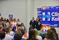 MIAMI, FL - NOVEMBER 07: Cher campaigns for Hillary Clinton on November 7, 2016 in Miami, Florida. Credit: MPI10 / MediaPunch