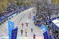 Nova York (EUA), 03/11/2019 - Maratona de Nova York - Maratona de Nova York da TCS em 03 de novembro de 2019 na cidade de Nova York. (Foto: William Volcov/Brazil Photo Press)