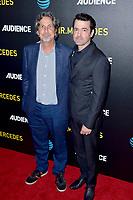 Peter Farrelly und Ron Livingston beim Screening der AT&T Audience Network TV-Serie 'Mr. Mercedes' im Beverly Hilton Hotel. Beverly Hills, 25.07.2015