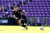 Orlando, Florida - Monday January 15, 2018: Alex Roldan. Match Day 2 of the 2018 adidas MLS Player Combine was held Orlando City Stadium.