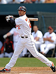 9 March 2007: Baltimore Orioles outfielder Nick Markakis in action against the Washington Nationals at Fort Lauderdale Stadium in Fort Lauderdale, Florida. <br /> <br /> Mandatory Photo Credit: Ed Wolfstein Photo