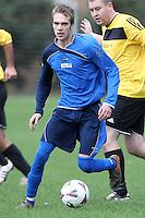 Christchurch Royals vs Priory Quays in the hayward premier league at Christchurch rec. 11-12-11