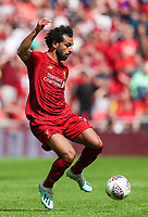 Mo Salah of Liverpool during the FA Community Shield match between Liverpool and Manchester City at Wembley Stadium on August 4th 2019 in London, England. (Photo by John Rainford/phcimages.com)<br /> Foto PHC/Insidefoto <br /> ITALY ONLY