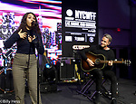 Alessia Cara Grammy Award winner singer/writer performance at Elvis Duran's Taste of New York Pier 97 NYC