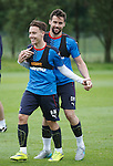 Barrie McKay and Darren McGregor