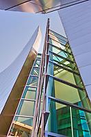 Walt Disney Concert Hall, Music Center