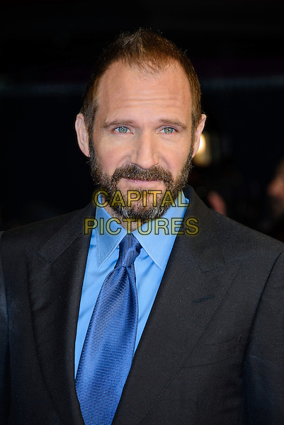 LONDON, ENGLAND - JANUARY 27: Ralph Fiennes attends at the 'Invisible Woman' UK film premiere at The Odeon Kensington on January 27, 2014 in London, England. <br /> CAP/CJ<br /> &copy;Chris Joseph/Capital Pictures