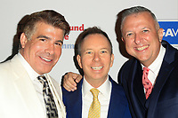 LOS ANGELES - JUN 11: Bryan Batt, David Rambo, Keith McNutt at The Actors Fund's 21st Annual Tony Awards Viewing Party at the Skirball Cultural Center on June 11, 2017 in Los Angeles, CA