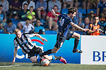 Newcastle United vs Hong Kong Football Club during the Main of the HKFC Citi Soccer Sevens on 21 May 2016 in the Hong Kong Footbal Club, Hong Kong, China. Photo by Lim Weixiang / Power Sport Images