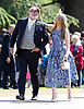 20.05.2017; Englefield, UK: GARY GOLDSMITH (Kate Middleton's uncle) AND GIRLFRIEND<br /> attends the wedding of Pippa Middleton to James Mathews at St Mark&rsquo;s Church, Englefield.<br /> Princess Charlotte and Prince George were flower girl and page boy respectively for their aunt.<br /> Mandatory Photo Credit: &copy;Steph Dias/NEWSPIX INTERNATIONAL<br /> <br /> IMMEDIATE CONFIRMATION OF USAGE REQUIRED:<br /> Newspix International, 31 Chinnery Hill, Bishop's Stortford, ENGLAND CM23 3PS<br /> Tel:+441279 324672  ; Fax: +441279656877<br /> Mobile:  07775681153<br /> e-mail: info@newspixinternational.co.uk<br /> Usage Implies Acceptance of OUr Terms &amp; Conditions<br /> Please refer to usage terms. All Fees Payable To Newspix International