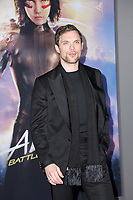 "LOS ANGELES - FEB 5:  Ed Skrein at the ""Alita: Battle Angel"" Premiere at the Village Theater on February 5, 2019 in Westwood, CA"