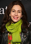 "Jessica Hecht attends the Broadway Production of  ""Sweat"" at studio 54 Theatre on March 26, 2017 in New York City"