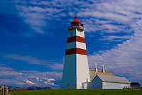 Alnes Lighthouse, Near Alesund, Norway    North Sea Coasr