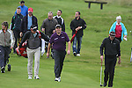Day one of the Irish PGA championship at Seapoint Golf Club, Shane Lowry on the 9th hole...Picture Jenny Matthews/Newsfile.ie