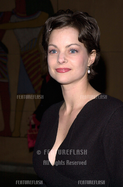 "13DEC99: Actress KIMBERLY WILLIAMS at the Los Angeles premiere of her new movie ""Simpatico"" in which she stars with Sharon Stone..© Paul Smith / Featureflash"