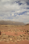 Arava, a shrine at the copper production camp from the Egyptian period in Timna Valley, 14th-12th centuries BC