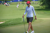 Carlota Ciganda (ESP) after sinking her putt on 10 during round 3 of the 2018 KPMG Women's PGA Championship, Kemper Lakes Golf Club, at Kildeer, Illinois, USA. 6/30/2018.<br /> Picture: Golffile | Ken Murray<br /> <br /> All photo usage must carry mandatory copyright credit (&copy; Golffile | Ken Murray)