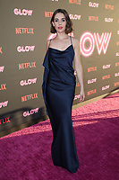 LOS ANGELES, CA - JUNE 21: Alison Brie at the Netflix LA Premiere of Glow at the Arclight Dome on June 21, 2017 in Los Angeles, California. Credit: Faye Sadou/MediaPunch