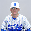 Brandon O'Brien of Division Avenue poses for a portrait during Newsday's varsity baseball season preview photo shoot at company headquarters on Saturday, March 18, 2017.