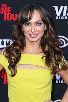 ANAHEIM, CA - JUNE 22: Karina Smirnoff attends The World Premiere of Disney/Jerry Bruckheimer Films' 'The Lone Ranger' at Disney California Adventure Park on June 22, 2013 in Anaheim, California. (Photo by Celebrity Monitor)
