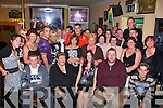 Jeanette Donnelly Pinewood, Killarney seated centre celebrates her 18th birthday with her family and friends in the Old Killarney Inn, Aghadoe on Friday night   Copyright Kerry's Eye 2008