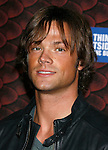 "LOS ANGELES, CA. - October 18: Actor Jared Padalecki arrives at the Spike TV's ""Scream 2008"" Awards at The Greek Theater on October 18, 2008 in Los Angeles, California."