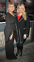 Wendy Thomas and Meredith Ostrom at the &quot;The Ninth Cloud&quot; film screening and Q&amp;A, Prince Charles cinema, Queen Leicester Place, London, England, UK, on Monday 12 February 2018.<br /> CAP/CAN<br /> &copy;CAN/Capital Pictures