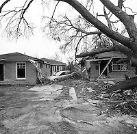 New Orleans, Lower Ninth Ward, six months post Hurricane Katrina