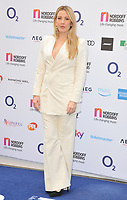 Ellie Goulding at the Nordoff Robbins O2 Silver Clef Awards 2018, Grosvenor House Hotel, Park lane, London, England, UK, on Friday 06 July 2018.<br /> CAP/CAN<br /> &copy;CAN/Capital Pictures