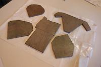slate tiles ready to go