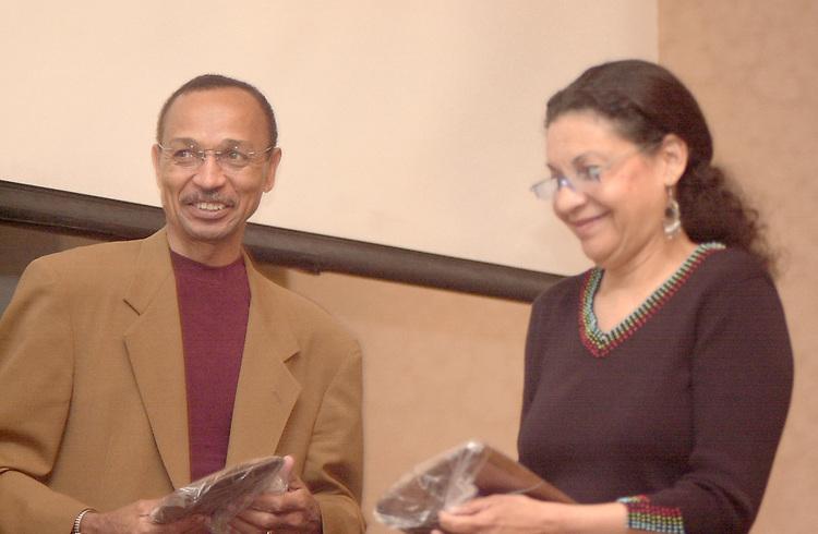164761st annual Brown vs. Board awards at Baker center..Bill Smith and Sandra Haggerty