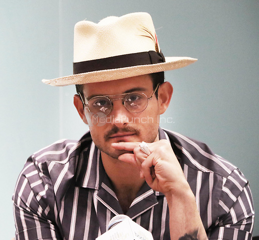 Nico Tortorella 6/2/2018<br /> 2018 Book Expo at the Javitz Center<br /> Photo By John Barrett/PHOTOlink/MediaPunch