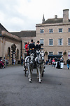 Stamford, Lincolnshire, United Kingdom, 28th September 2019, An image from the 2019 Stamford Georgian Festival held biannually in the Lincolnshire market town, Credit: Jonathan Clarke/JPC Images