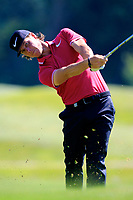 Kristoffer Broberg (SWE) in action during the final round of the Lyoness Open powered by Organic+ played at Diamond Country Club, Atzenbrugg, Austria. 8-11 June 2017.<br /> 11/06/2017.<br /> Picture: Golffile | Phil Inglis<br /> <br /> <br /> All photo usage must carry mandatory copyright credit (&copy; Golffile | Phil Inglis)