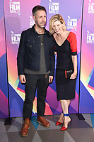 Paddy Considine &amp; Jodie Whittaker at the London Film Festival 2017 screening of &quot;Journeyman&quot; at Picturehouse Central, London, UK. <br /> 12 October  2017<br /> Picture: Steve Vas/Featureflash/SilverHub 0208 004 5359 sales@silverhubmedia.com