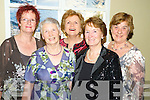 Enjoying the New Years Eve ball in The Malton hotel, Killarney were Eileen Walsh, Patricia Dempsey, Sylvia Massey, Angela McNamara and Dympna Walsh.