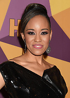 BEVERLY HILLS, CA - JANUARY 07: Actress Dawn-Lyen Gardner arrives at HBO's Official Golden Globe Awards After Party at Circa 55 Restaurant in the Beverly Hilton Hotel on January 7, 2018 in Los Angeles, California.