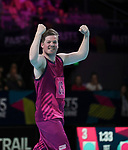 29/10/17 Fast5 2017<br /> Fast 5 Netball World Series<br /> Hisense Arena Melbourne<br /> Celebrity Match<br /> <br /> <br /> <br /> <br /> <br /> <br /> Photo: Grant Treeby