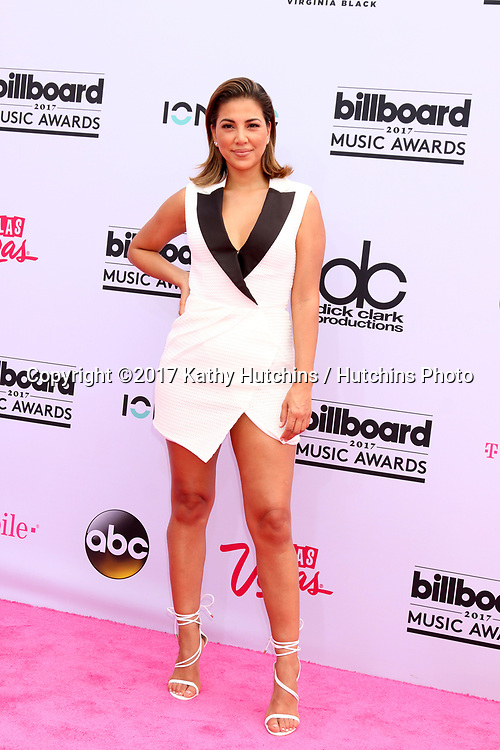 LAS VEGAS - MAY 21:  Liz Hernandez at the 2017 Billboard Music Awards - Arrivals at the T-Mobile Arena on May 21, 2017 in Las Vegas, NV