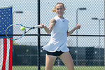 DENTON TEXAS, March 31: University of North Texas Mean Green Tennis v Memphis Universtiy in Denton on March 31, 2018 (Photo Rick Yeatts Photography/Colin Mitchell)
