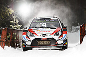 2019 WRC Rally of Sweden Final Day Feb 17th